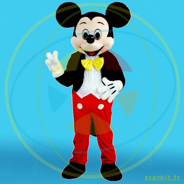 Mascotte costume MICKEY géant