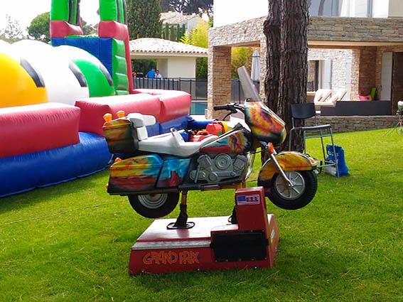 Kiddy ride manège Aubagne Marseille
