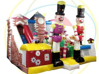 Location château gonflable Toys Factory