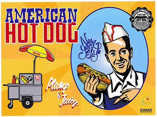 Nous vous proposons à la location notre chariot Hot dog professionnel. Animation gourmande et pas chère pour tous; Louez notre chariot Hot Dog pour vos anniversaires, kermesses, fêtes, comités d'entreprises et arbre de Noël.