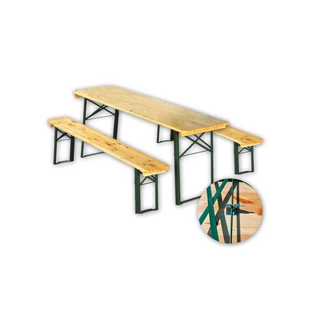 Tables Et Bancs En Bois Starkit Location Table Et Banc
