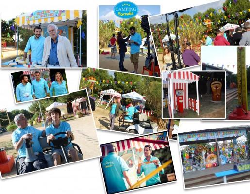 starkit news letter kermesse au camping paradis