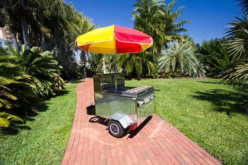 location-chariot-Hot-Dog-made-in-USA-STARKIT-Marseille